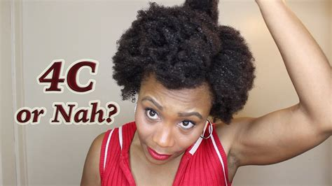 Am I a True 4C? What's my Hair Type? YouTube