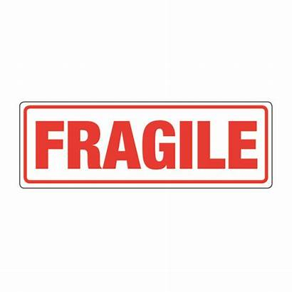 Fragile Clipart Labels Signs Label Roll Per