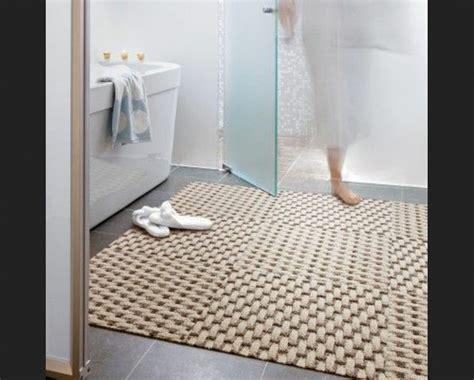 tapis pour salle de bain grande taille