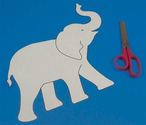 elephant stencil trunk up indian elephant drawing henna ideas
