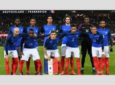 Mundial Rusia 2018 Selección de Francia presentó los