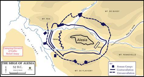 siege d alesia au coeur de l 39 histoire alésia où ça