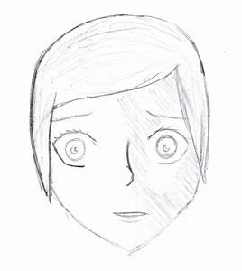 Shocked/Scared Anime Girl Face by itachilover2934 on ...