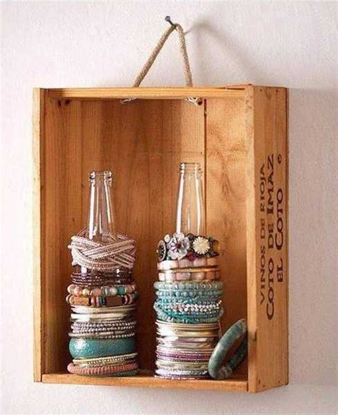 diy jewelry organizers blending unique vintage style  functionality