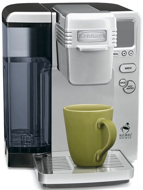 Cuisinart Keurig single serve coffee makers