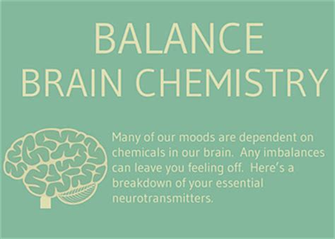 Neurotransmitters Balance Our Brain Chemistry