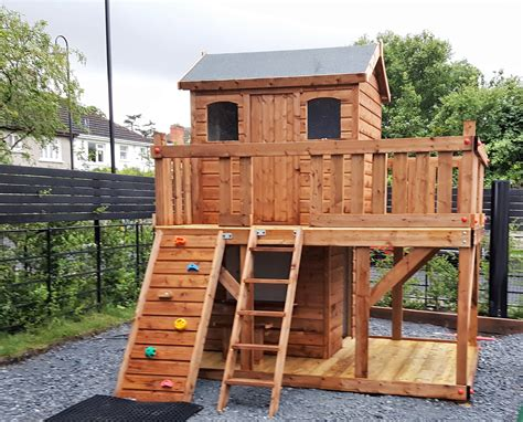 home plans with large kitchens ref 09 tree house with large deck and shop