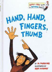 hand hand fingers thumb  al perkins