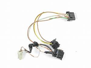 For Mercedes C350 C280 C32amg C240 Headlight Wire Harness