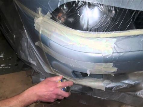 lackieren mit spraydose lackschaden reparatur grundierung basislack lackieren auto pkw autolack lackierungsto 223 stange