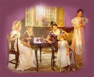 Victorian family life