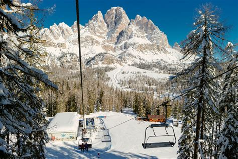 Cortina: The Queen of the Dolomites - Nordica - Skis and ...