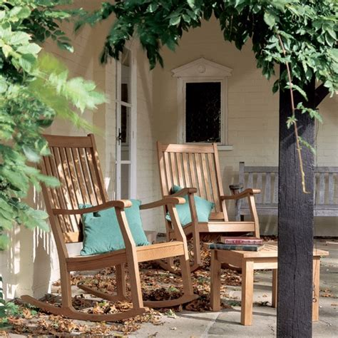 barlow tyrie newport rocking chair garden furniture uk