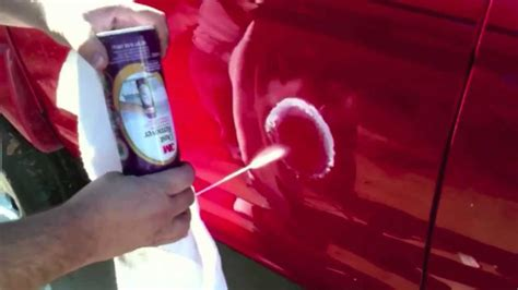 How To Fix Dent In Car Door by Small Dent Repair Hair Dryer And Compressed Air