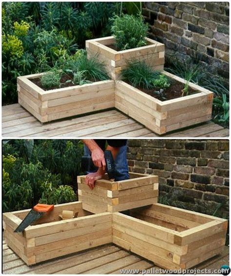 Cheap Kitchen Makeover Ideas - upcycled wood pallet projects pallet wood projects