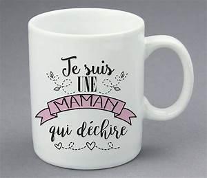 Mug Fete Des Meres : mug maman qui d chire little pop studio ~ Teatrodelosmanantiales.com Idées de Décoration