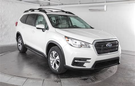 subaru ascent 2020 2020 subaru ascent premium 8 passenger colors release