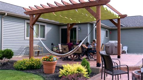100 pergola span tables outdoor goods how to build