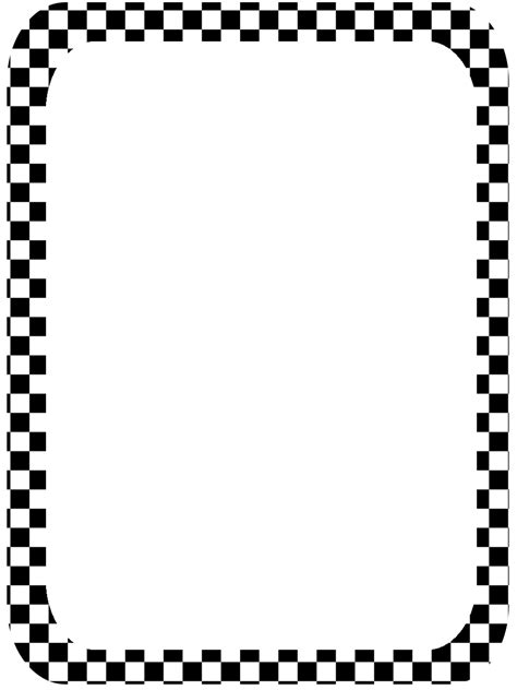 images  checkered border