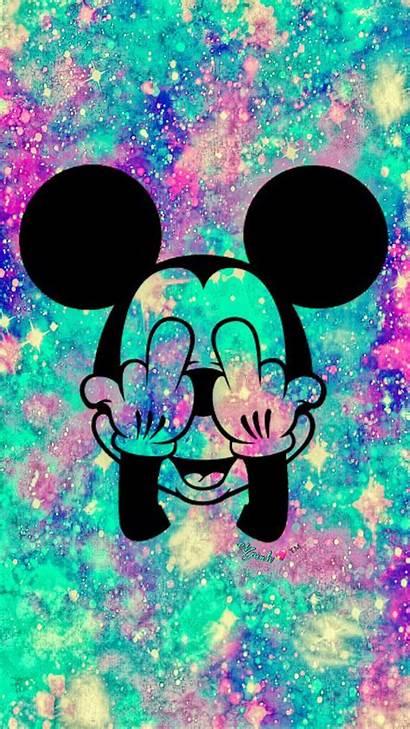 Mickey Mouse Disney Iphone Galaxy Grunge