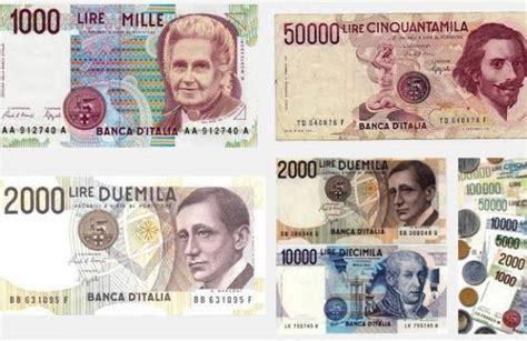 aduc cambio delle vecchie lire  euro la domanda alla