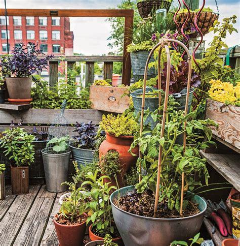 rooftop container gardening start a rooftop container garden brooklyn botanic garden