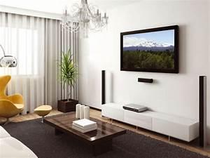 Fernseher An Die Wand : fernseher an der wand ~ Bigdaddyawards.com Haus und Dekorationen