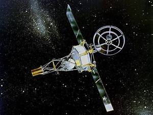 Mariner 2: First Spacecraft to Another Planet