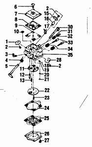 Craftsman 358356080 Gas Chainsaw Parts