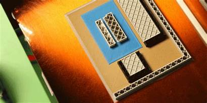 Palette Printer Mosaic 3dp 3dprint Multi Tavolozza