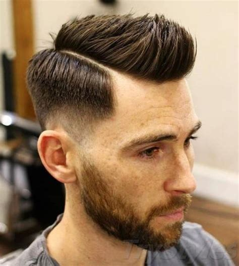 130  Styling ideas for Men Pompadour Haircut