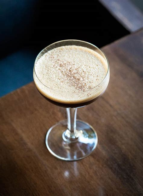Don't pick coffee or booze for brunch—have both. Tiramisu Cocktail Recipe | PUNCH