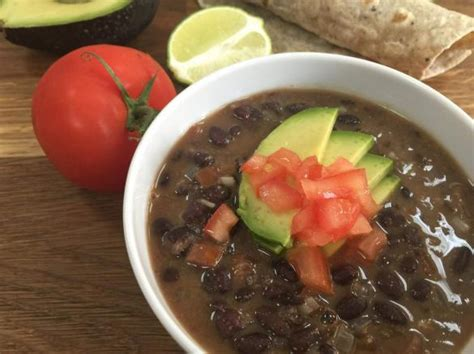 Black Bean Soup By Nuttymixer On Wwwrecipecommunitycomau