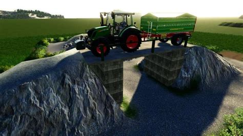 fs bridge pack prefab  simulator games mods