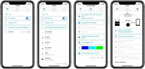 ladestation elektroauto app testbericht go echarger mobile elektroauto ladestation