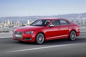 2016 Audi S4 Unveiled At Frankfurt In Australia Q4 2016
