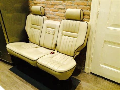 canapé voiture canapé siège arrière de voiture en cuir 21ème catawiki