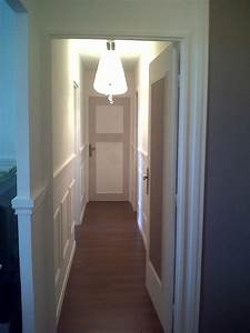 peinture decoration couloir maison design bahbecom With superb idee couleur peinture couloir 11 peinture murale