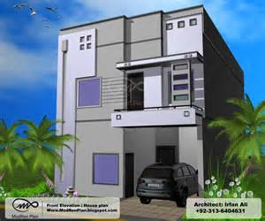 house plans with kitchen in front 5 marla front elevation 1200 sq ft house plans modern house design