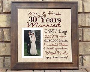 friend frame etsy With 30th wedding anniversary gifts for parents