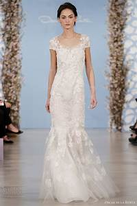 oscar de la renta bridal 2014 wedding dresses wedding With oscar de la renta wedding gown