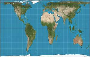 Gall U2013peters Projection