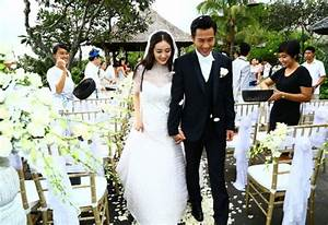 Hawick Lau and Yang Mi's Wedding – Celebrity Weddings ...