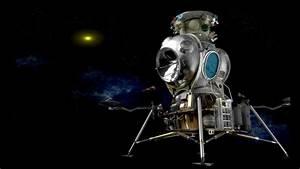 Russian Lunar Landing - Pics about space