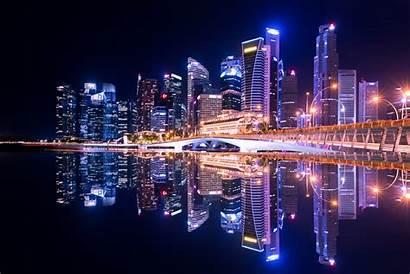 Skyline Singapore Resolution 1440p 4k 5k Backgrounds