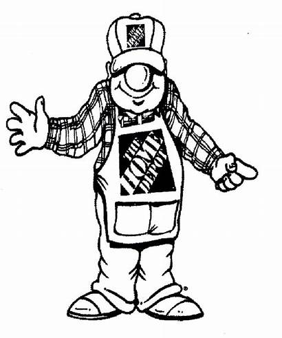 Depot Homer Coloring Drawing Pages Google Clip