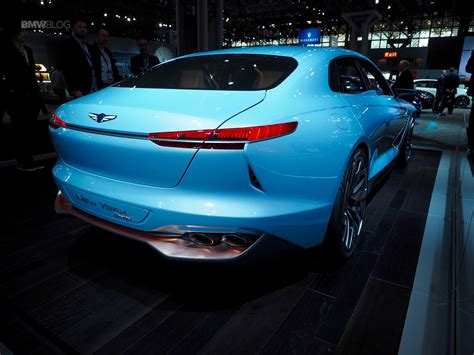 Hyundai New York by Hyundai Wows New York With Genesis New York Concept