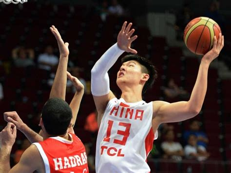 Asian Games: China Defend Basketball With New 'Great Wall ...