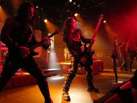 Cradle Of Filth Interview Guitarist Paul Allender Metal