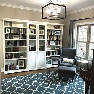 IKEA Liatorp Bookcase Modern Officestudy In 2019
